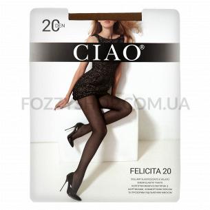 Колготки женские Ciao Felicita 20 daino р.4