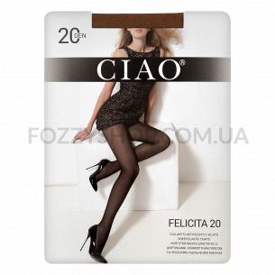 Колготки женские Ciao Felicita 20 miele р.3