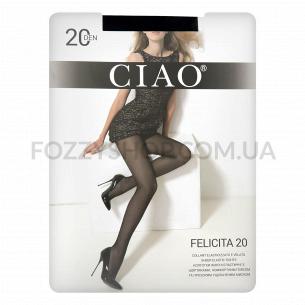 Колготки женские Ciao Felicita 20 nero р.3