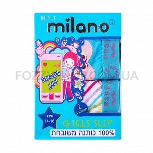 Трусы д/девочки Milano GBR 03-2P в ассортименте