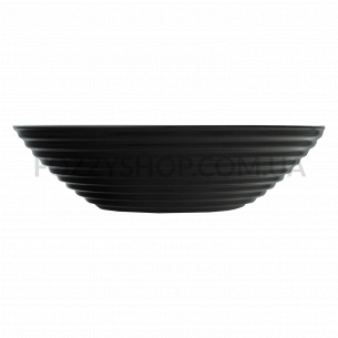 Салатник Luminarc Harena черный 16см