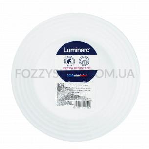 Тарелка десертная Luminarc Harena белая 19см