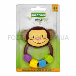 Погремушка Baby Team Любимые зверята