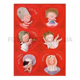 Открытка поздравительная Fiesta cards