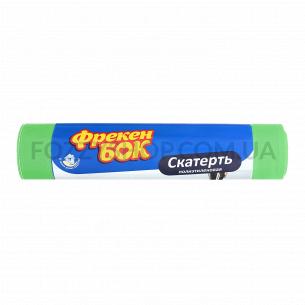 Скатерть Фрекен Бок Микс в рулоне п/э 120*150
