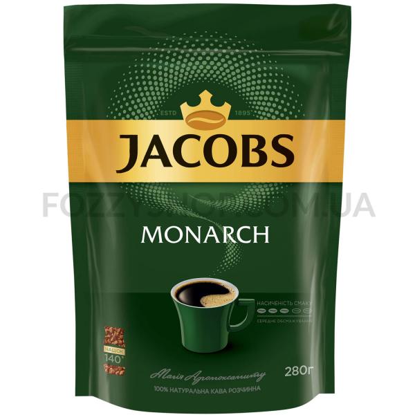 Кофе растворимый Jacobs Monarch