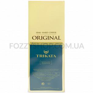 Сыр Trikata Тильзитер 45% из коровьего молока