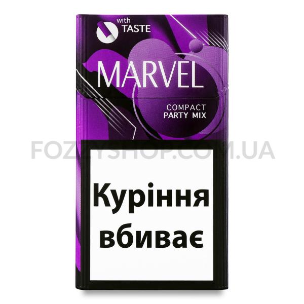купить сигареты марвел