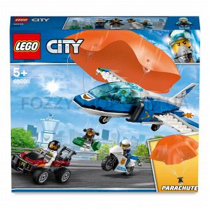 Конструктор Lego City 60208 Воздушная полиция: арест с парашютом