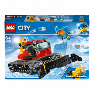 Конструктор Lego City 60222 Ратрак