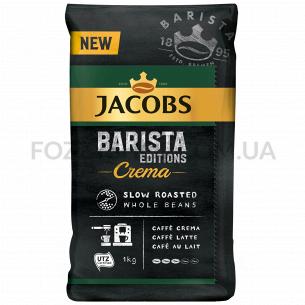 Кофе зерно Jacobs Barista Crema