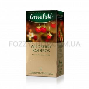 Чай Greenfield Wildberry Rooibus