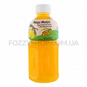 Напиток MoGu MoGu с Ната де Коко и вкусом манго