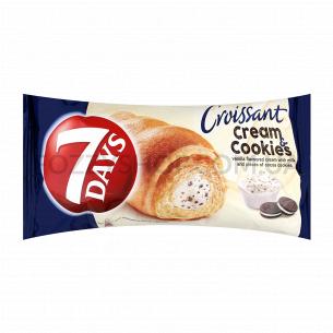 Круассан 7 Days Миди ванильный крем с кусочками шоколадного печенья