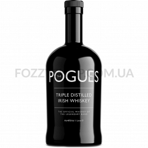 Виски The Pogues Irish Whiskey