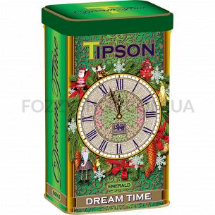 Чай черный Tipson Dream Time Emerald ж/б
