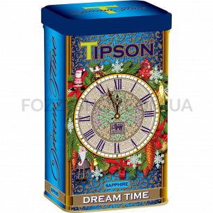 Чай черный Tipson Dream Time Sapphire ж/б