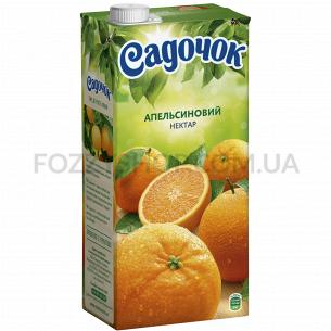 Нектар Садочок апельсиновый...