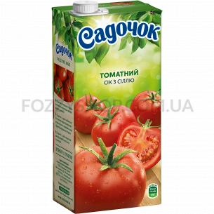 Сок Садочок томатный 0,95л
