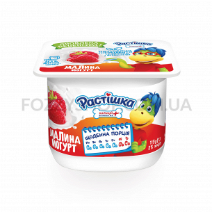 Йогурт Растишка малина 2%...