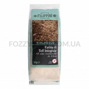 Мука Molino Filippini из тефа цельнозерновая