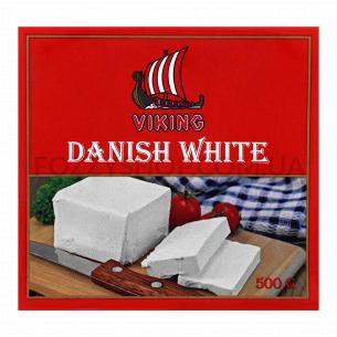 Продукт сырный Viking Danish White 50%