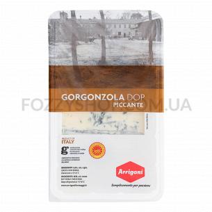 Сыр Arrigoni Горгонзола Picante 45% из коровьего молока