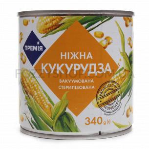 """Кукуруза """"Премія"""" нежная ж/б"""