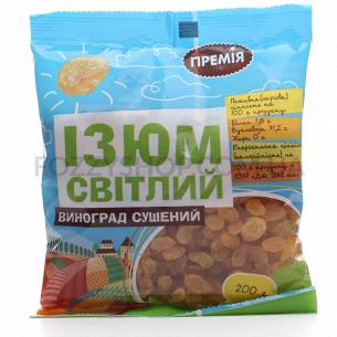 """Изюм """"Премія"""" светлый"""