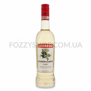 Сироп Luxardo Elderflower
