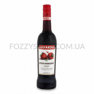 Сироп Luxardo Strawberry