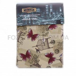 Комплект постельного белья Zastelli Gold USA бязь 2,0 микс