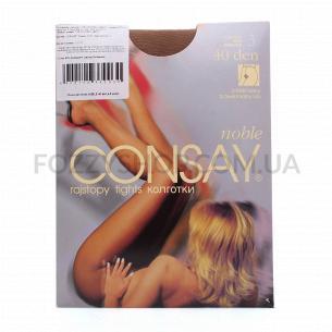 Колготки женские Consay Noble 40 р.3