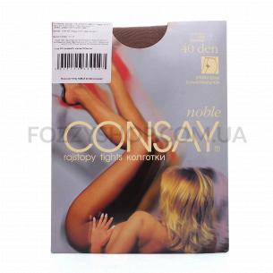 Колготки женские Consay Noble 40 р.4