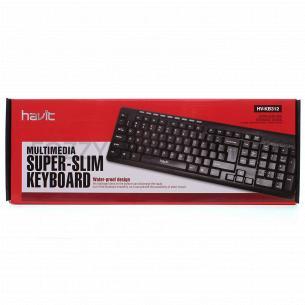 Клавиатура Havit multimedia wired USB HV-KB312