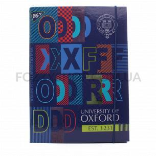 Папка для тетрадей Yes! Oxford В5 картон