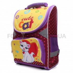 "Ранец Cool FOR school Cute Cat каркас трансформер 13,4"""
