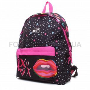 Рюкзак Yes! Pink Kiss молодежный ST17