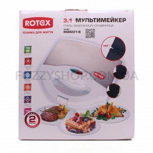 Бутербродница Rotex RSM221-B