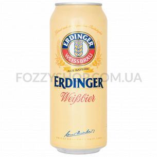 Пиво Erdinger нефильтрованное ж/б