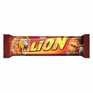 Батончик Nestle Lion