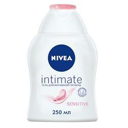 Гель для интимной гигиены Nivea Sensitive
