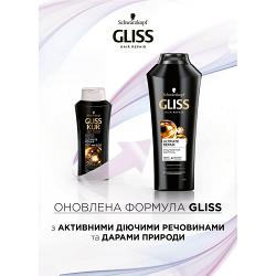 Шампунь Gliss Kur Экстремальное восстановление