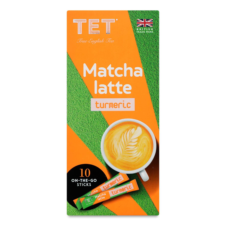 чай Tet с ложкой