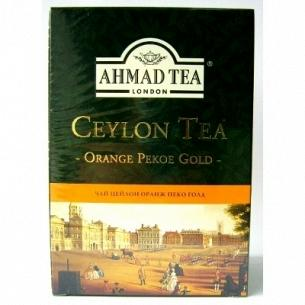 Чай Ahmad tea Цейлон