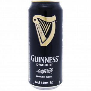 Пиво Guinness Draught темное ж/б