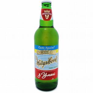 """Пиво """"Уманьпиво Жигулівське"""" светлое"""