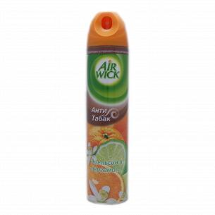 Освежитель воздуха Air Wick Анти-табак Апельсин и Бергамот