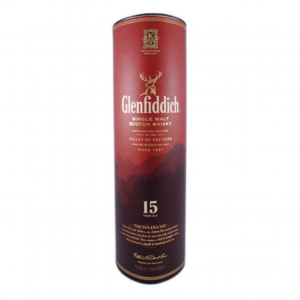 Виски Glenfiddich 15 лет