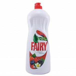 Средство для мытья посуды Fairy Plus Лесные ягоды